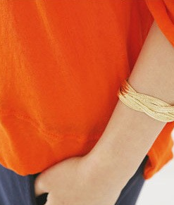 Knitted-twisted-bracelet-2