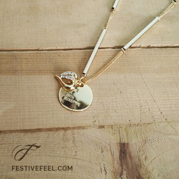 One Step Closer Heart pendant Necklace