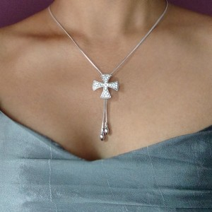 open up silver-pendant-necklace