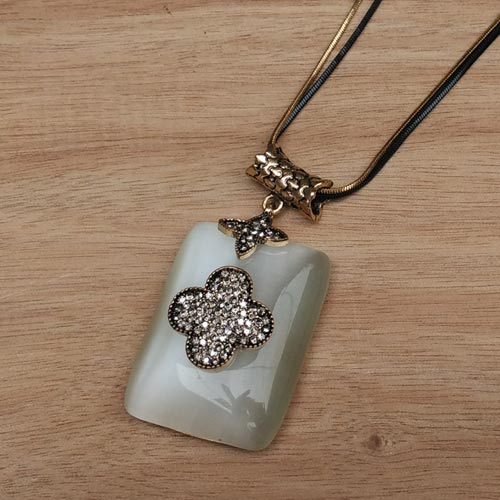 Mystical Powers Stone Necklace